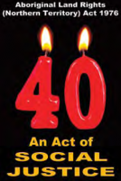 40 years of land rights act